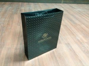 Customized Gloss Laminated Paper Bags