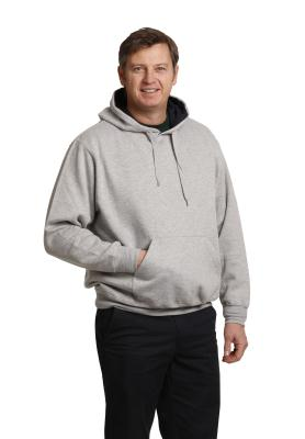 Personalised gift Adult's Close Front Contrast Fleece Hoodie
