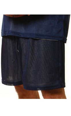 Branded Adults' Cooldry Mini Mesh Basketball Shorts
