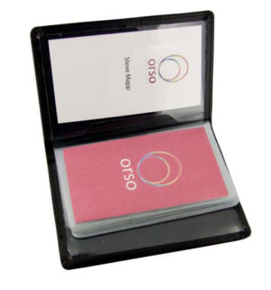 Branded Business Card Wallet
