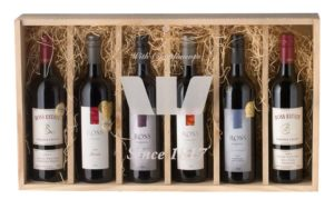 Best promotional Custom Wooden Wine Boxes