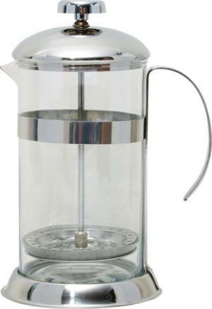 Promotional Glass Coffee Plunger