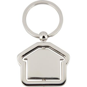 Promotional Keyring in shape of House