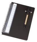 Best promotional A5 Notebook with Pen and Scale Ruler