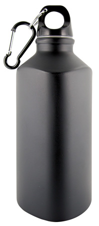 Business promo Triangle Water Bottle black