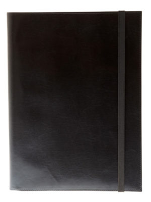 Corporate promo Leather A4 Notepad Cover