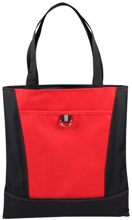 Business promo Infinity Tote red