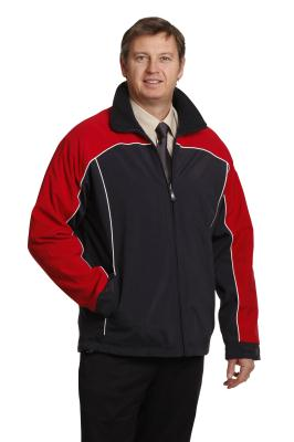 Personalised gift Men's Tri-colour Contrast Reversible Jacket