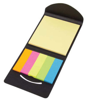Promotional Sticky Note Pad and Flag Set
